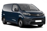 Transportbil Toyota Proace 16-