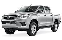 Transportbil Toyota Hilux 16-