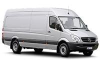 Transportbil Mercedes Sprinter