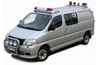 Transportbil Toyota Hiace