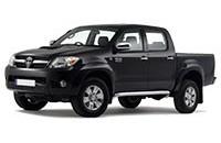 Transportbil Toyota Hilux 06-16