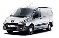 Transportbil Peugeot Expert 07-16
