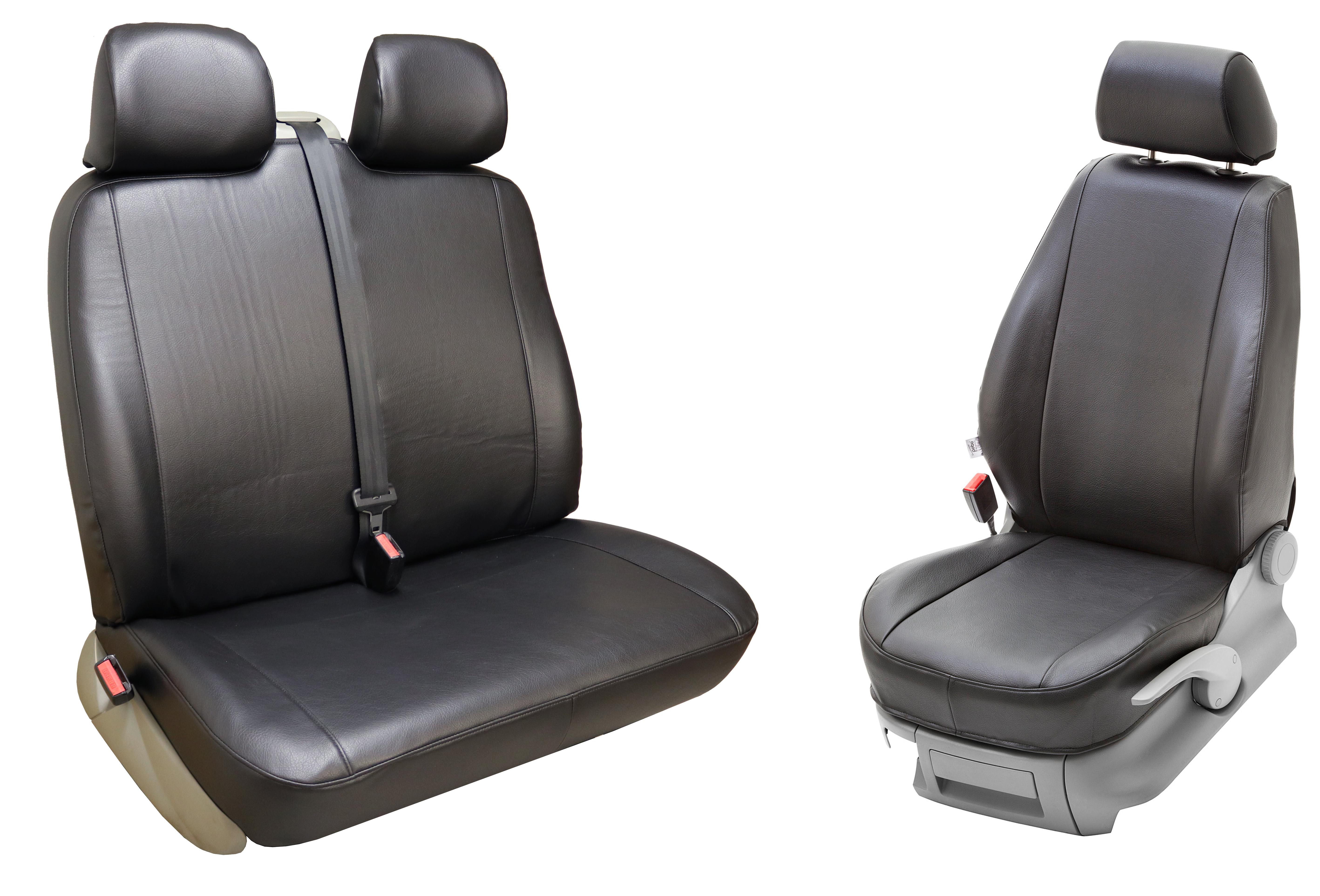 Istuinsuoja Stark VW T5/T6 etupenkki 1+2