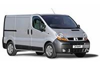 Transportbil Renault Trafic 02-14