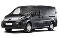 Transportbil Toyota Proace 13-16