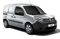 Transportbil Renault Kangoo 08-