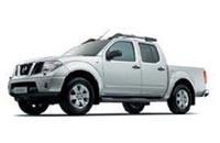 Transportbil Nissan King Cab/Navara