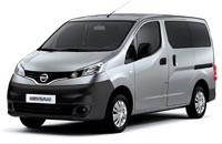 Transportbil Nissan NV200