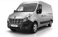 Transportbil Renault Master 10-