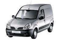Transportbil Nissan Kubistar