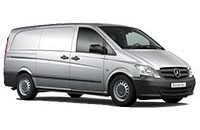Transportbil Mercedes Vito/ Viano
